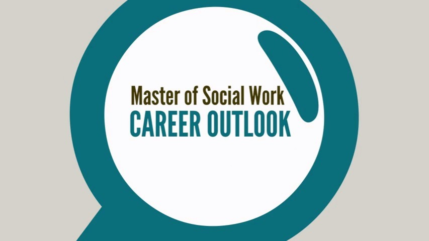 Master of Social Work Career Outlook