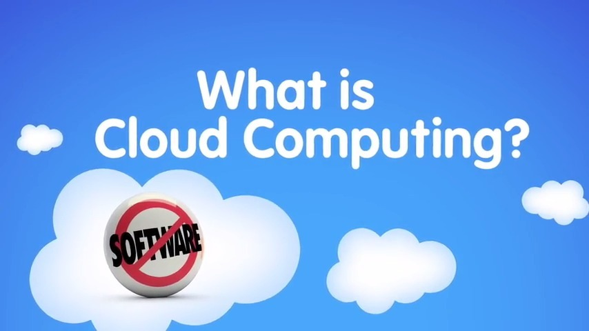 Explain why 'cloud-based' software is beginning to affect the traditional software businesses. How do you t?