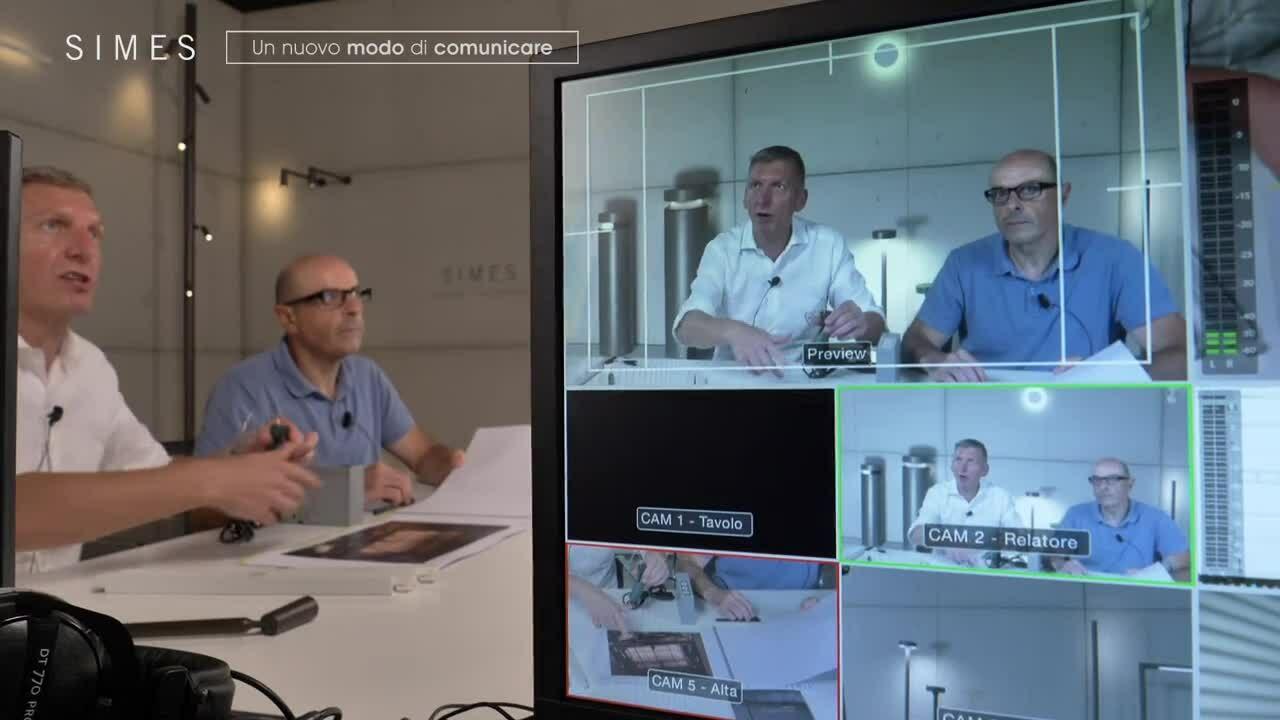 SIMESwebconference - Progettazione - teaser ITA