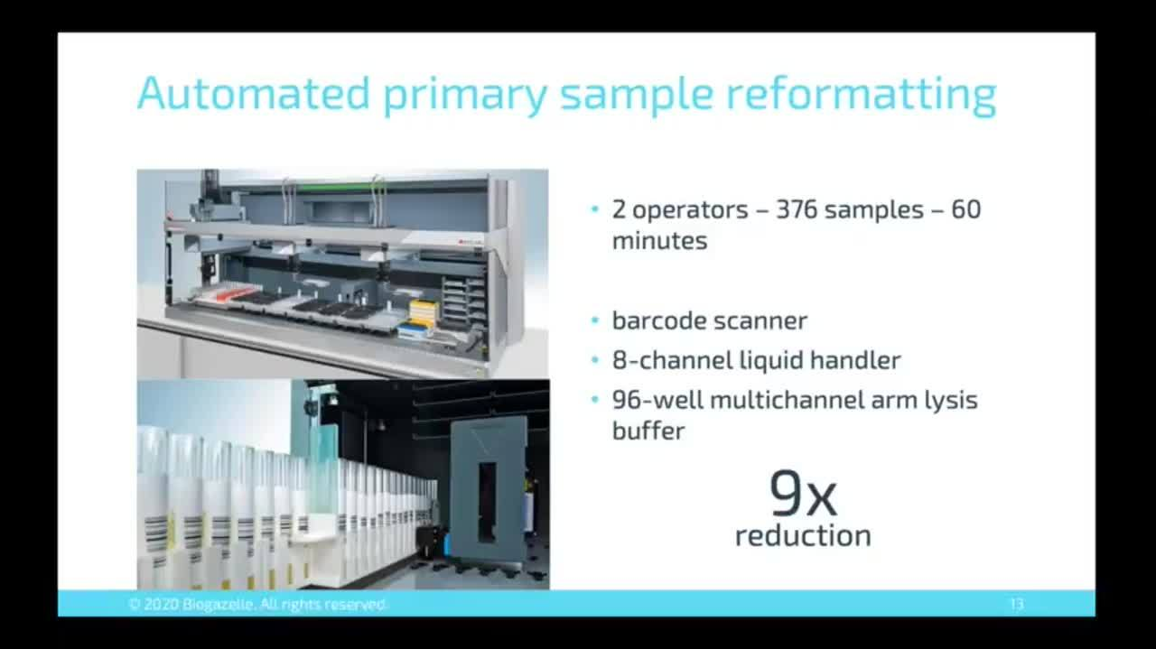 2020-07-09 16.00 Dr. Jo Vandesompele - Setting and scaling up a SARS-CoV-2 RT-qPCR testing platform