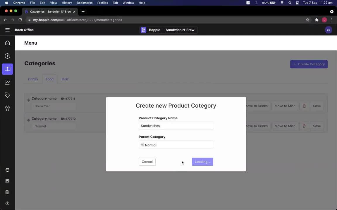 menu_categories_organise