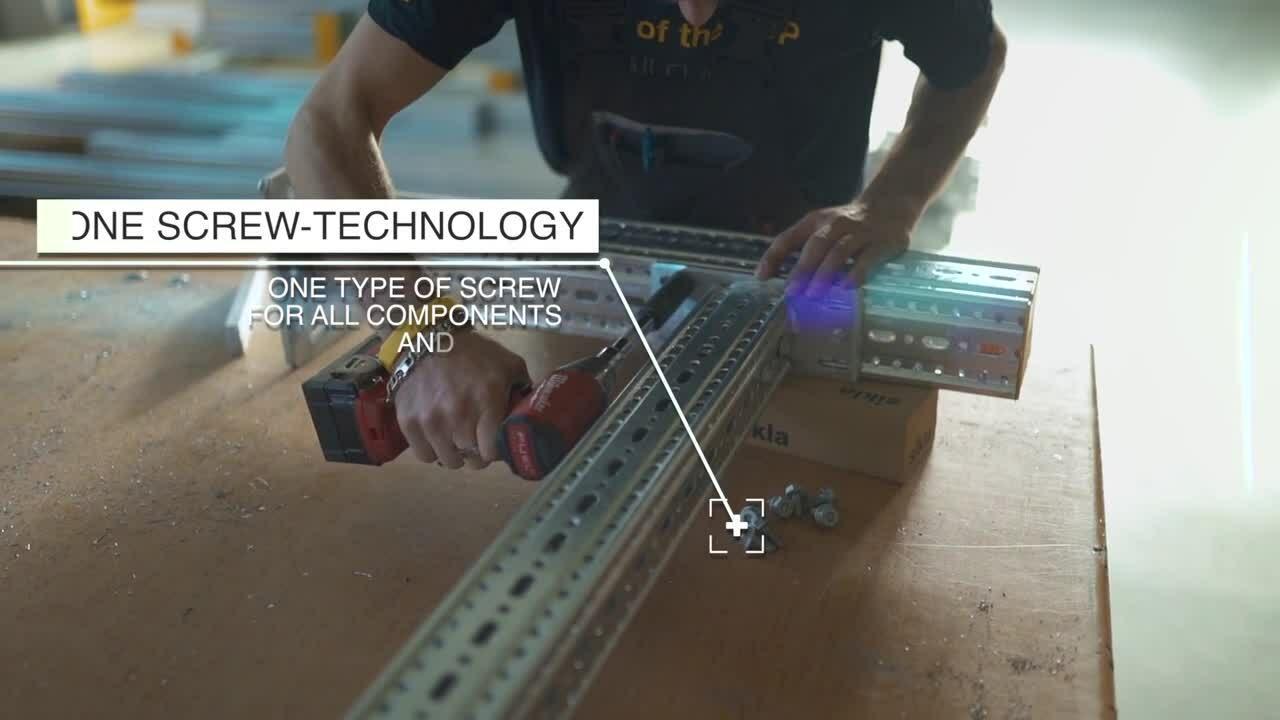 Modular Steel Frames PreFabrication with Sikla