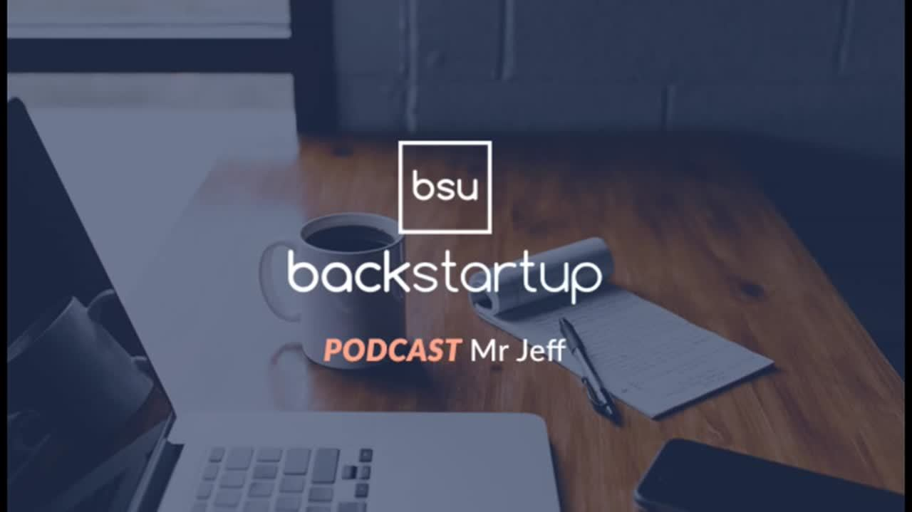PODCAST - Emprende tu Negocio - Mr Jeff - Backstartup