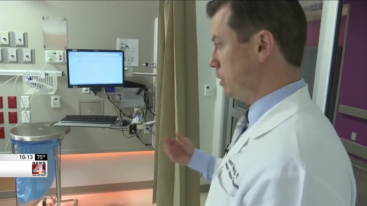 University Hospital of San Antonio Adds Another Robot!