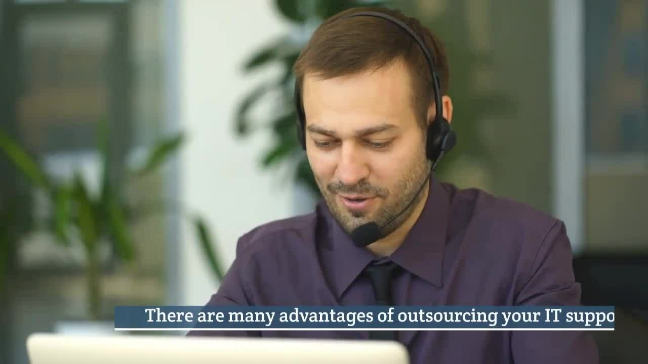The top 10 benefits of outsourcing IT support in 2021