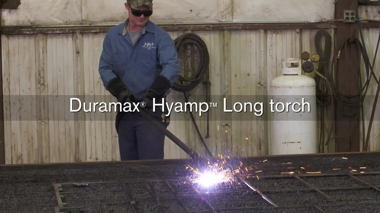 Duramax Hyamp Long torch overview video