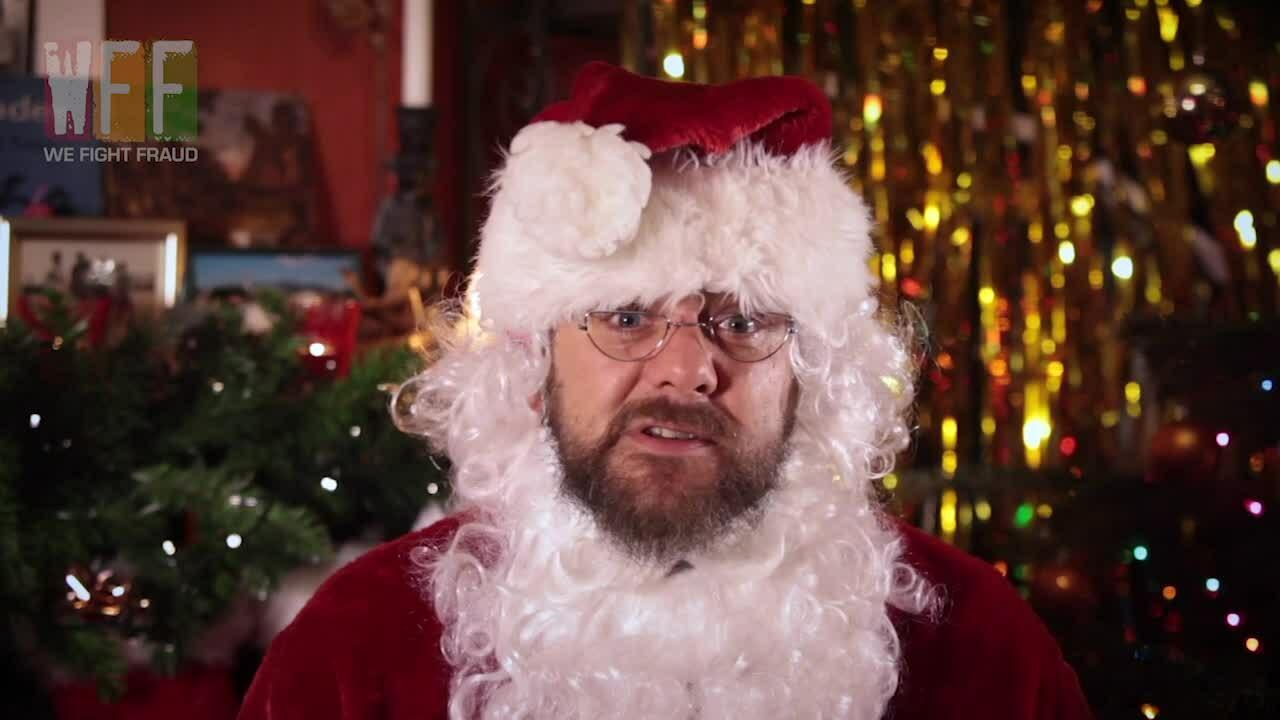 Twelve Frauds of Christmas Day 7