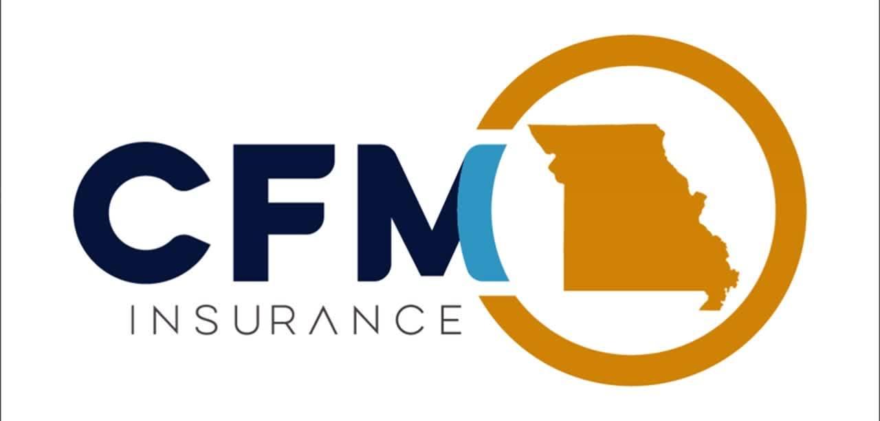 CFM Insurance Animated Logo - MP4 Video