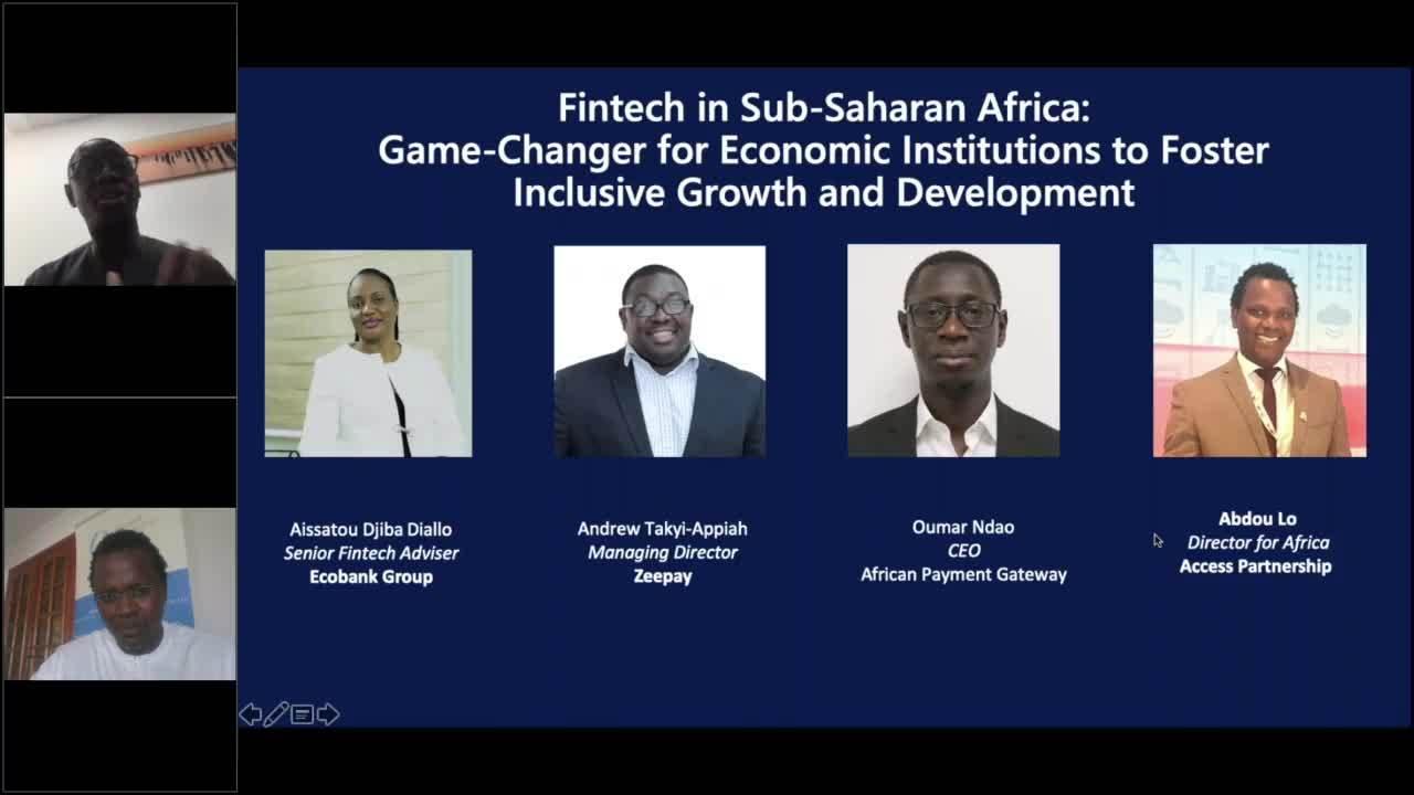 Fintech for Africa