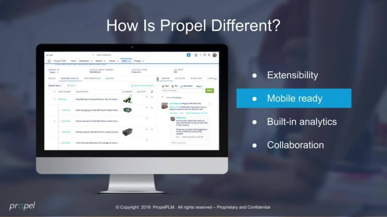 5 Minutes with Propel Running on Your Phone