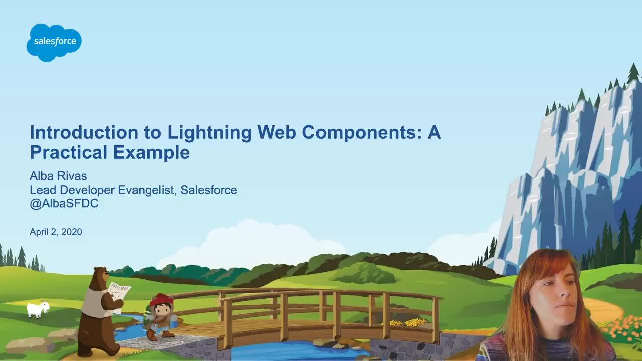 Video: Introduction to Lightning Web Components: A Practical Example