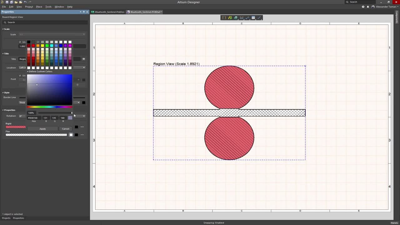 How to Describe Flex and Rigid Regions on Your PCB Drawing - How-To:ADSCvid