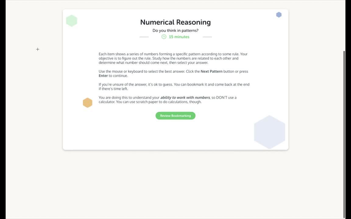 Numerical Reasoning Directions-1