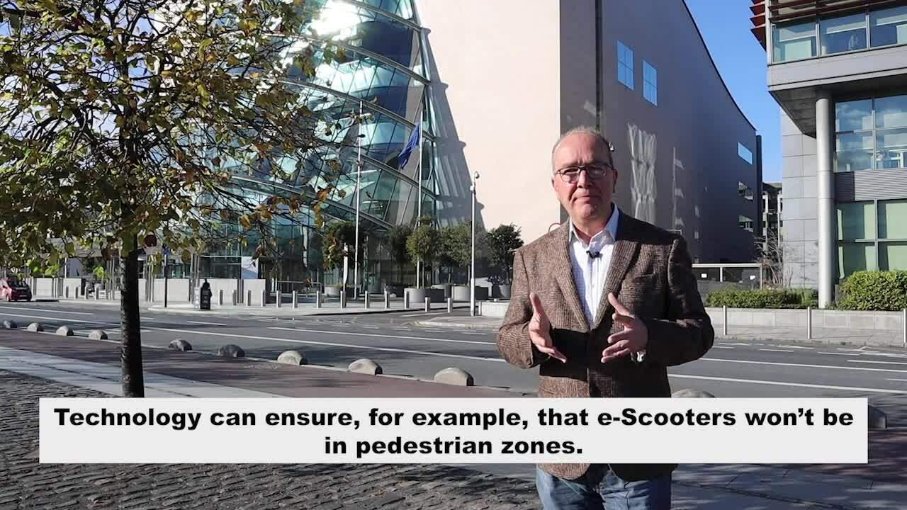 EScooter Video Vid