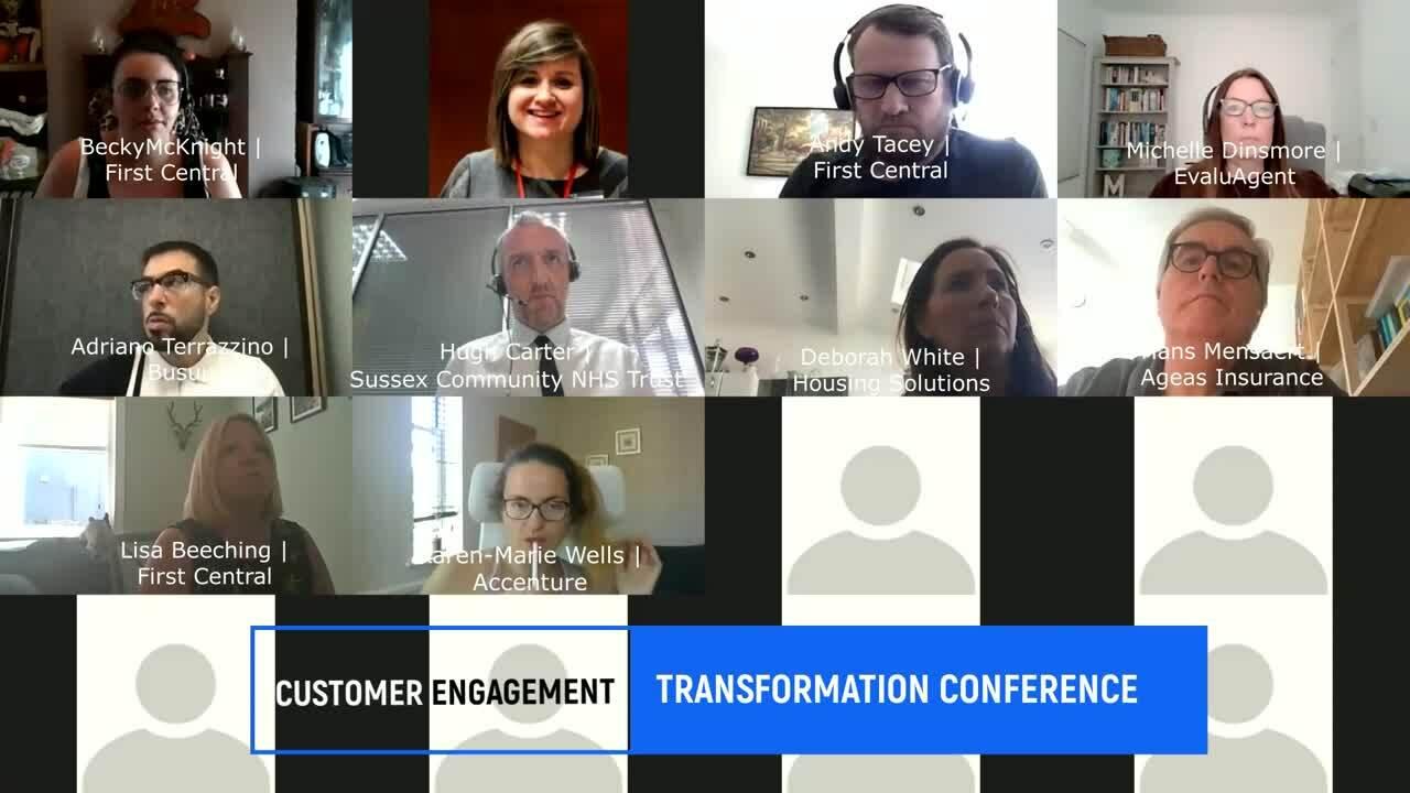 Customer Transformation Event3