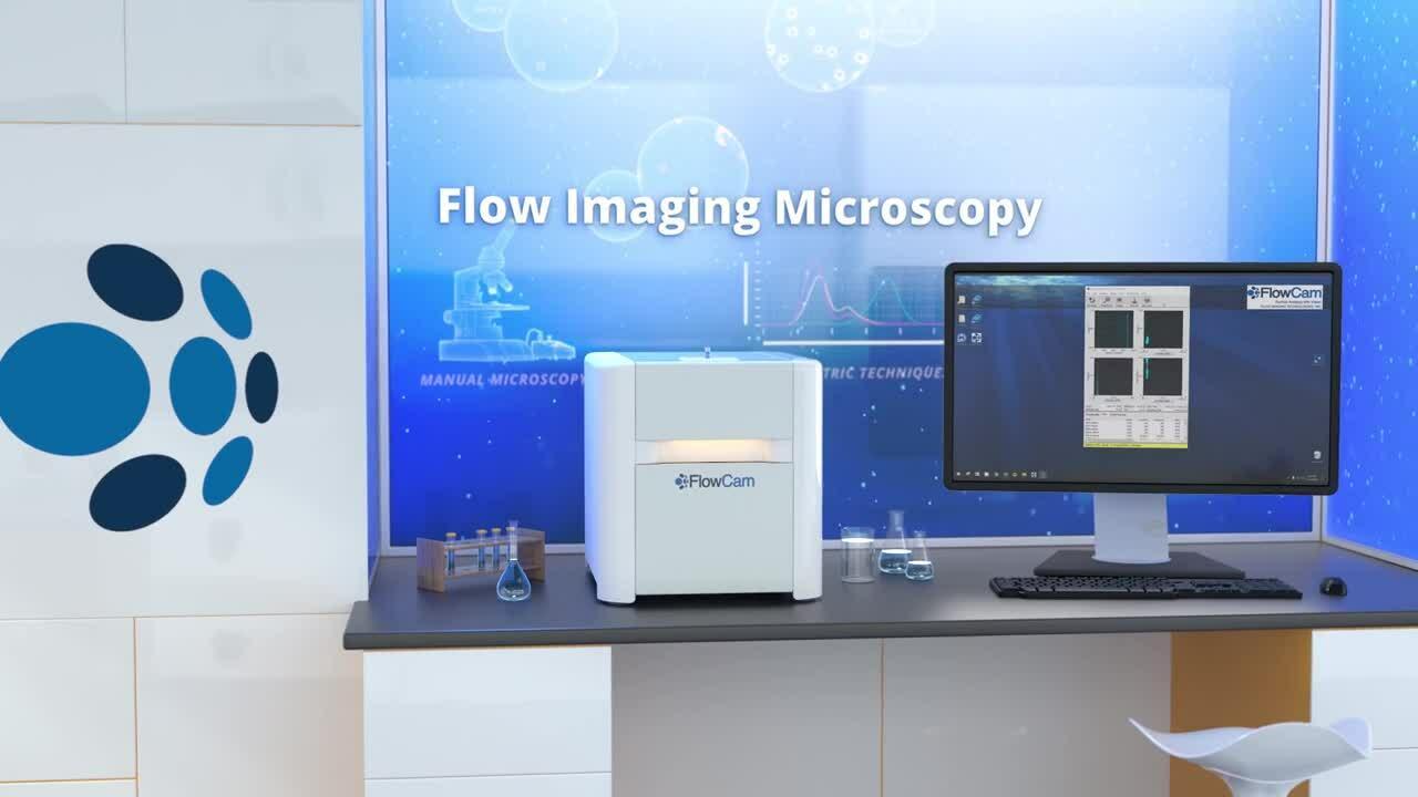 FlowCam Explainer Video - Ebook - 1080p - FlowCam logo