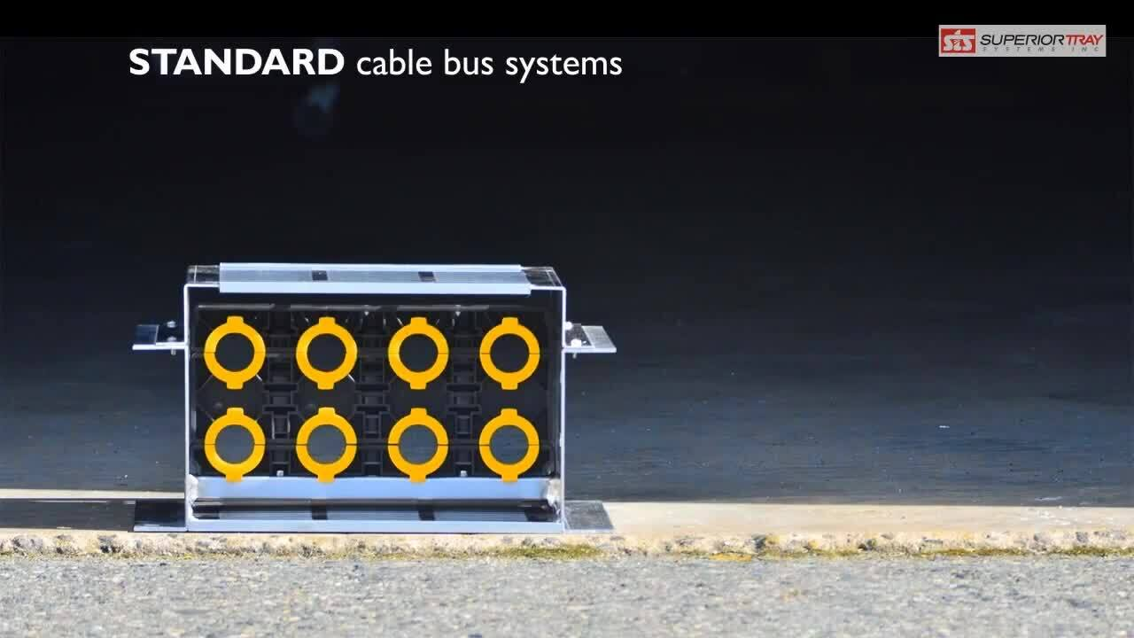 Electroducto-cablebus