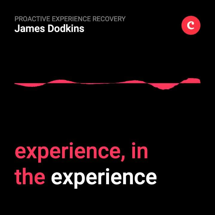 Proactive Experience Recovery