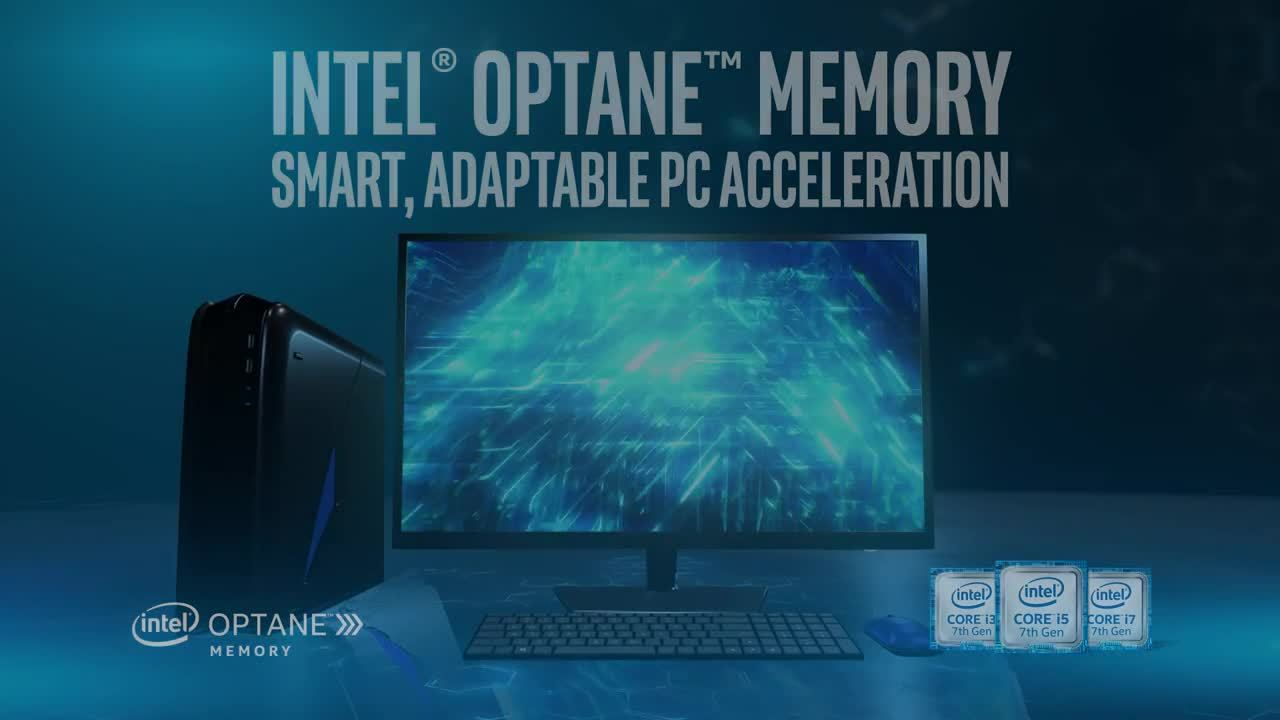 Intel Optane Memory / Smart, Adaptable PC Acceleration