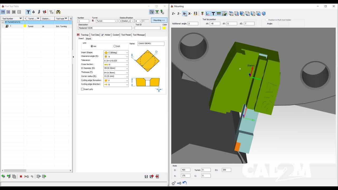 Techtip-solidcam-turning-mounting