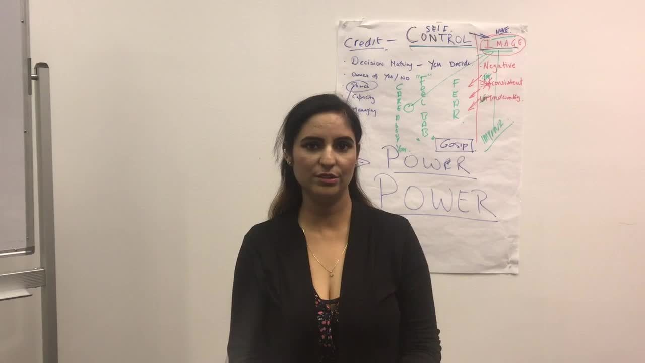 Sonia Kamboj - Credit Control - Wed 9 May 18