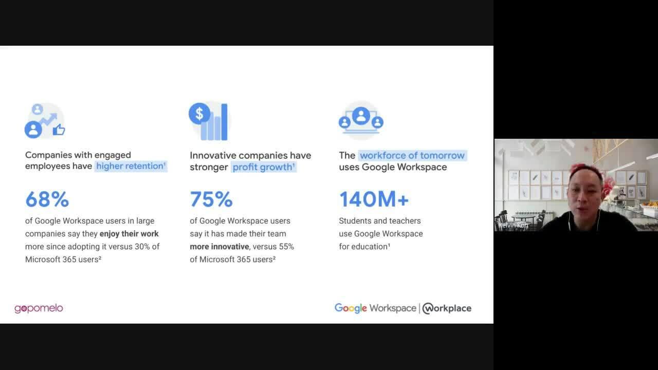 GoPomelo GoPomelo Webinar - The Future of Collaboration (Eng )