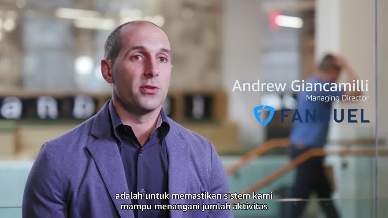 FanDuel Moves Critical Workloads to AWS Using Amazon Aurora, Achieving Almost 100 Percent Uptime_idI