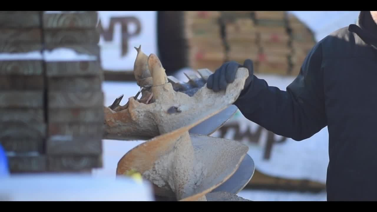 Winter Build Video