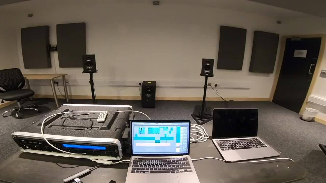 Friday Spatial Audio Session (1)