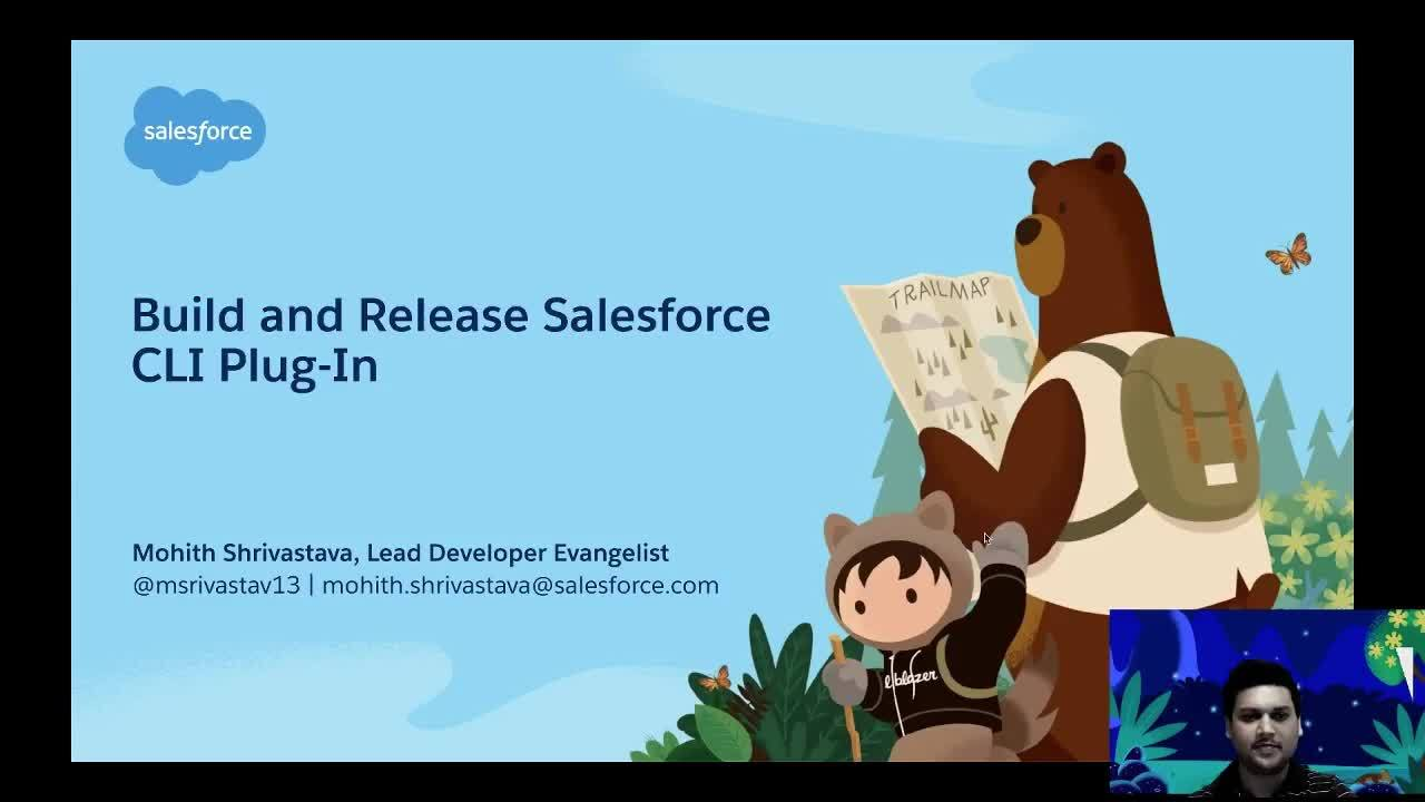 Video: Build and Release Salesforce CLI Plug-In