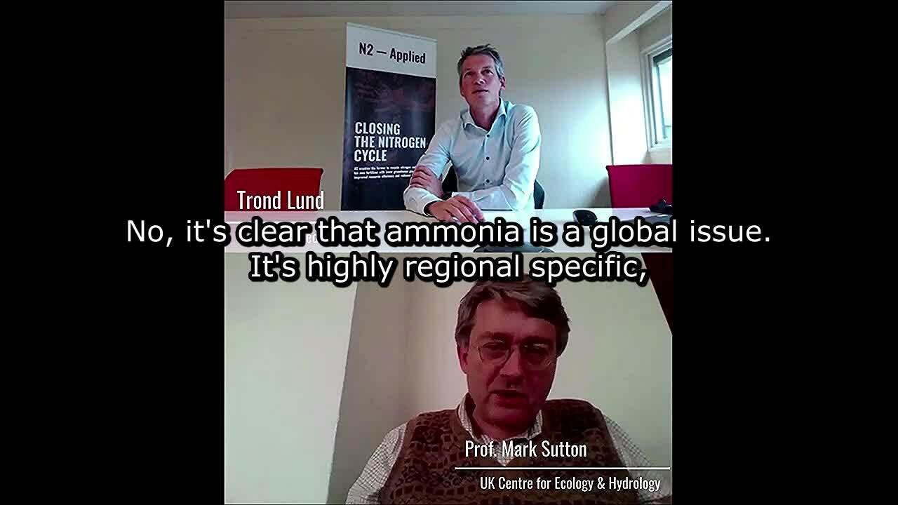Mark Sutton interview part 1 - with subtitles