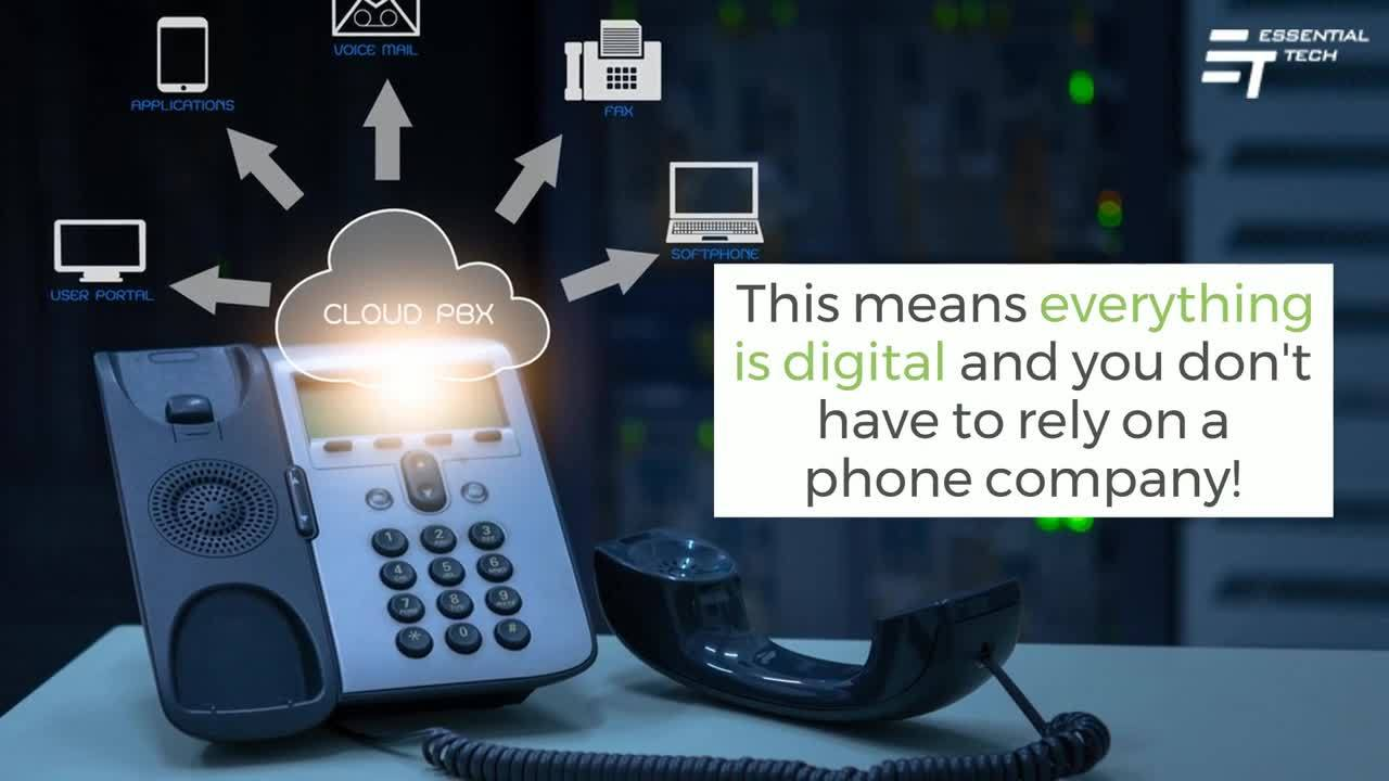 Essential Tech - How Your Business Can Benefit from a VoIP Phone System
