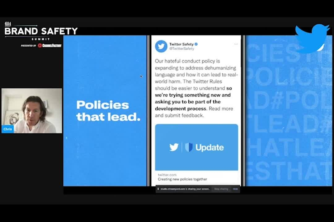 Twitter's Commitment to Brand Safety