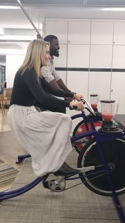 Bike for your Brekkie, Otkra