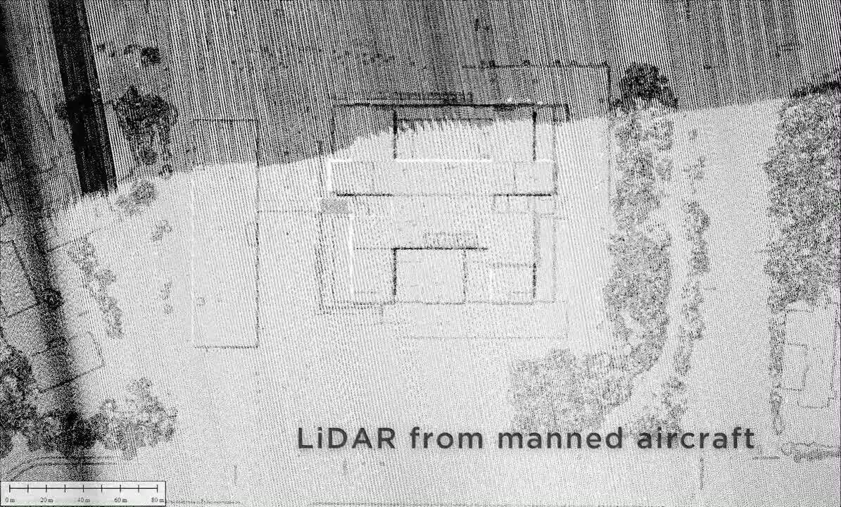 LiDAR Comparison - Overview 1 (with audio)