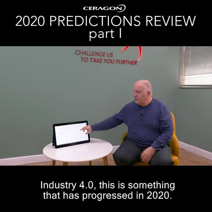 2020 predictions P1