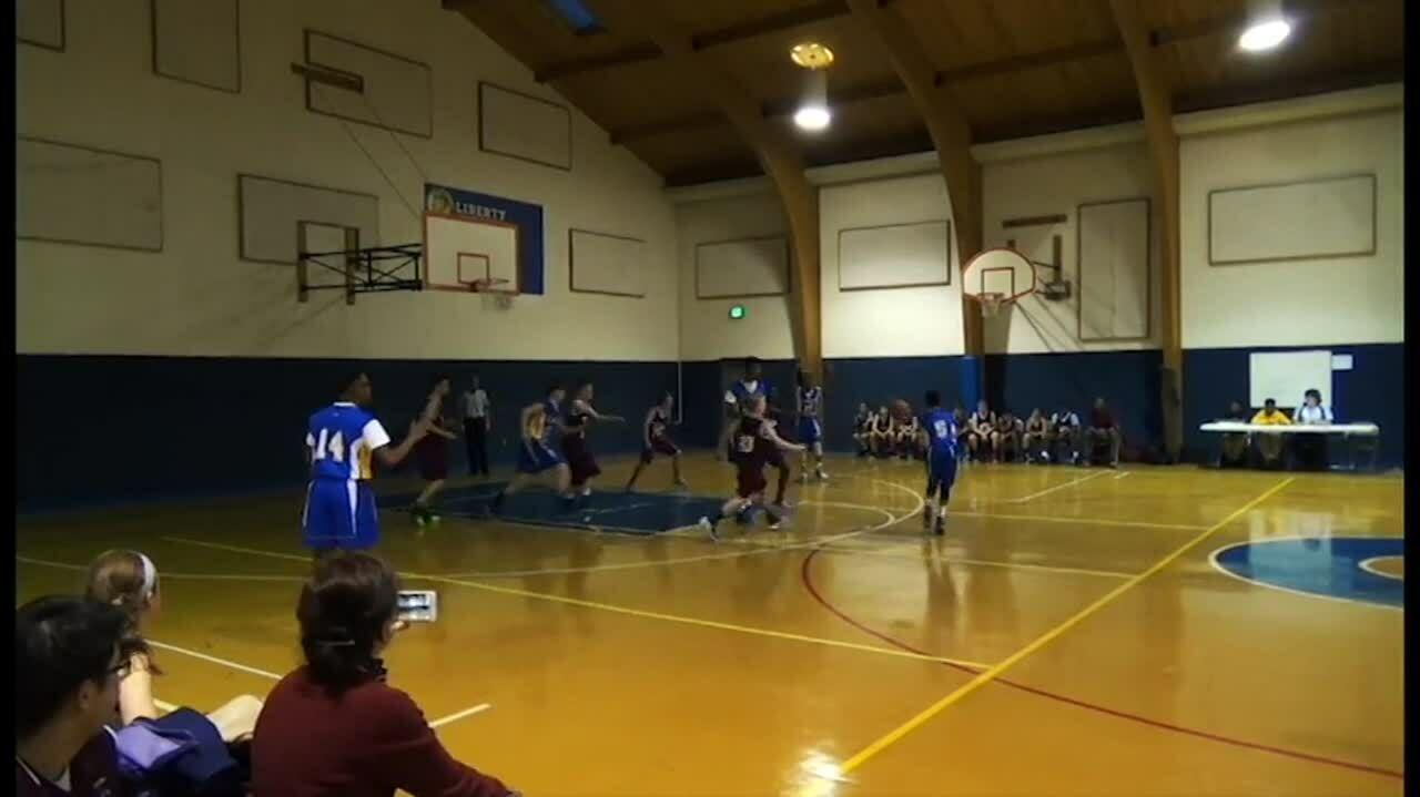 LCS Boys Basketball Highlight Reel