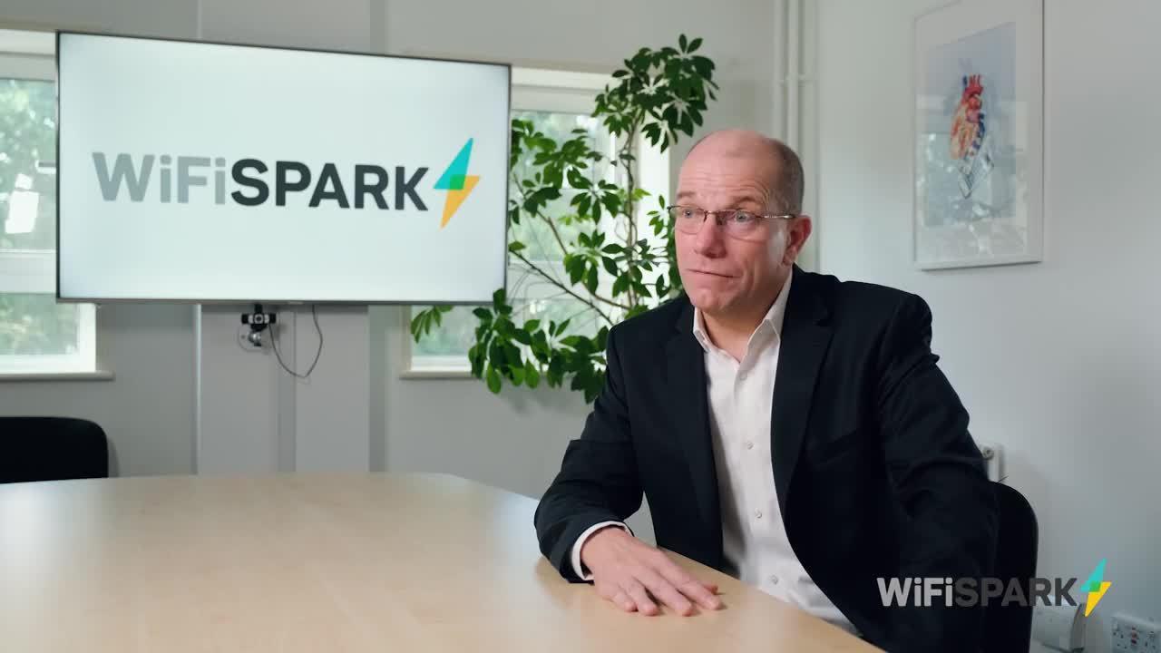 Matt ODonovan - CEO of WiFi SPARK. Company Introduction