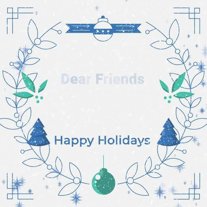 2020_Holiday Card