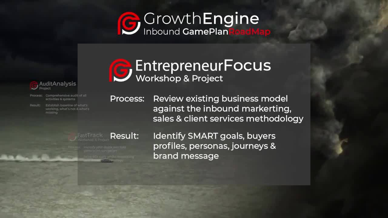 Growth Engine Roadmap Final