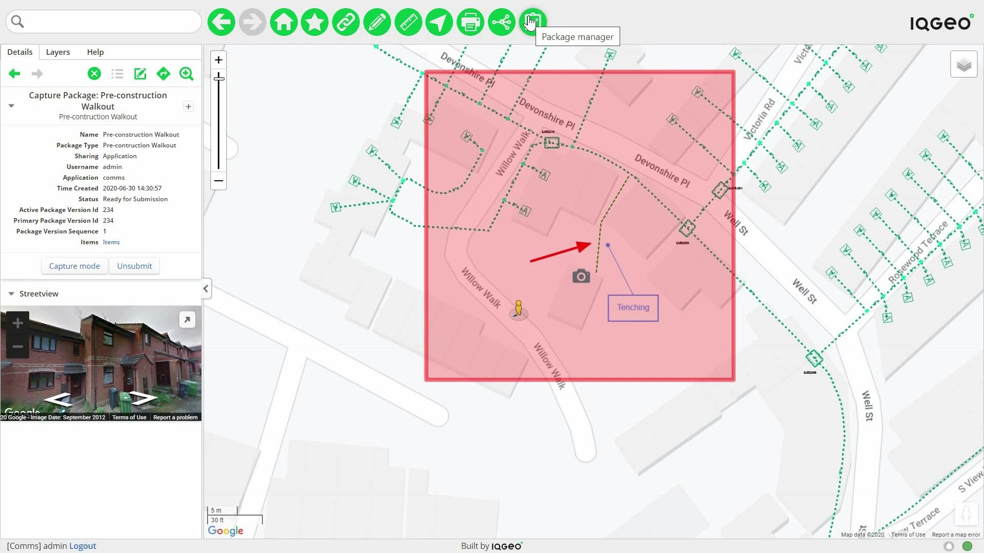IQGeo_Platform_capture_demo_for_telecoms