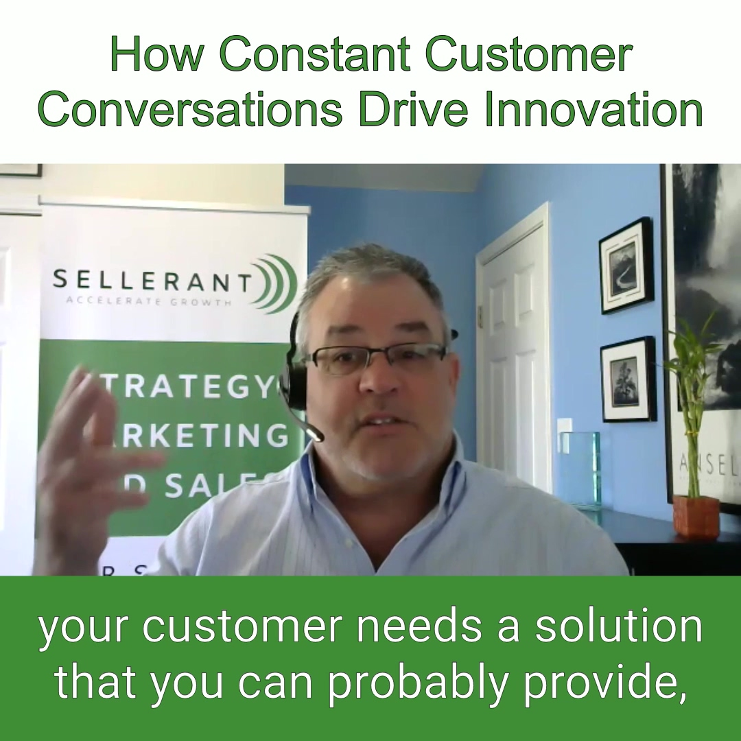 #3 - 7.23.2020 - Want to Solve Your Customers' Problems_ Talk to Them