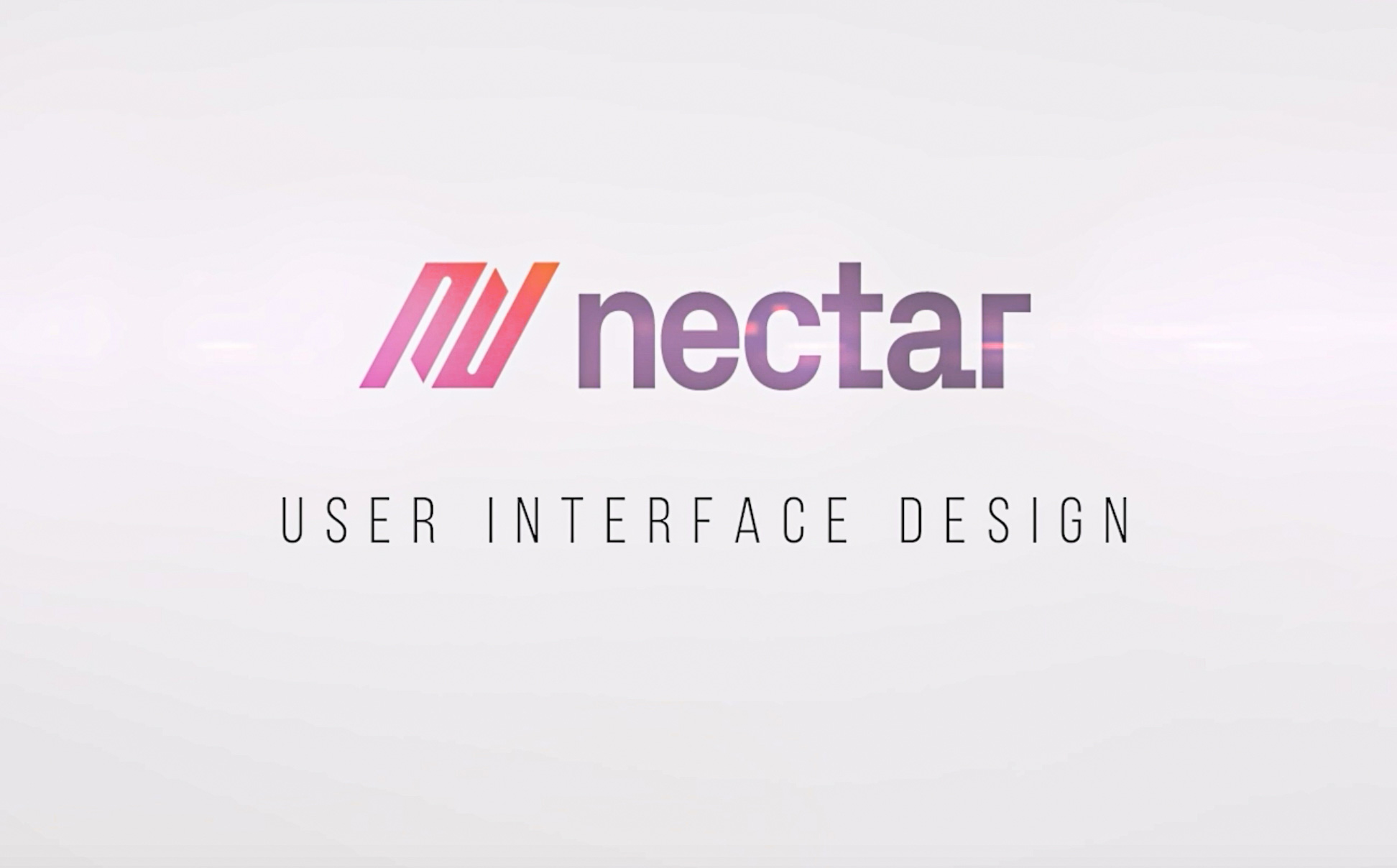 Nectar_User Interface Design