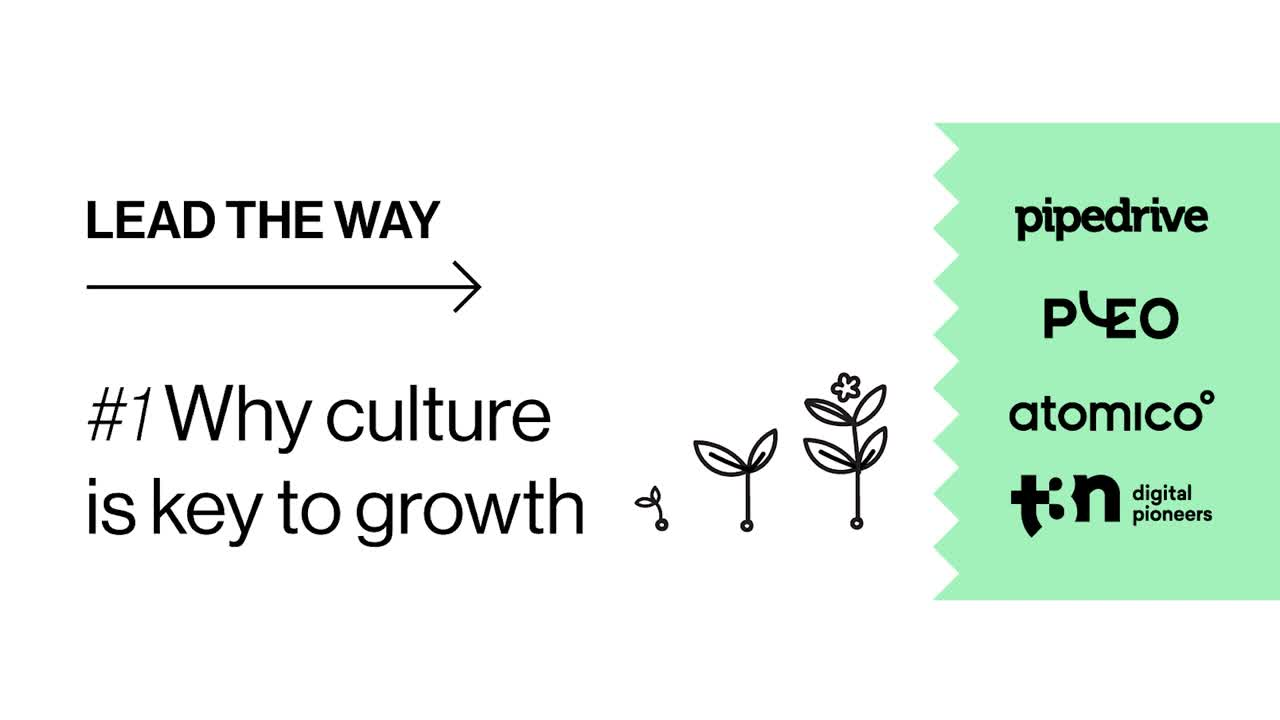 Lead the way: Why culture is key to growth