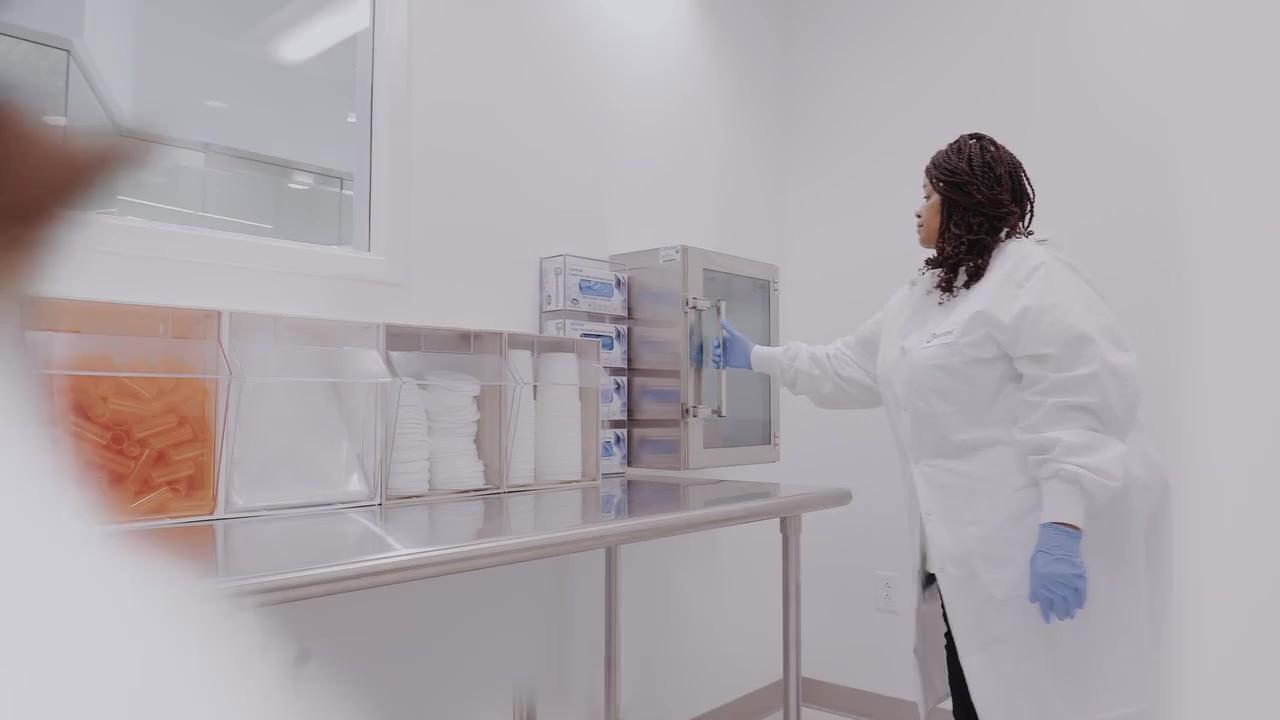 Alcami-RTP Laboratory