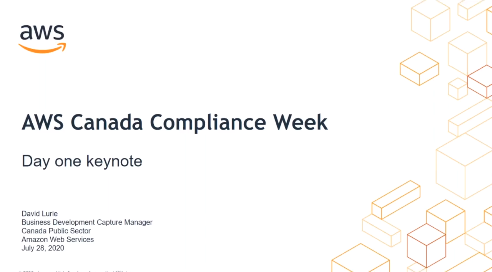 Canada Compliance Week: New cloud policy directives