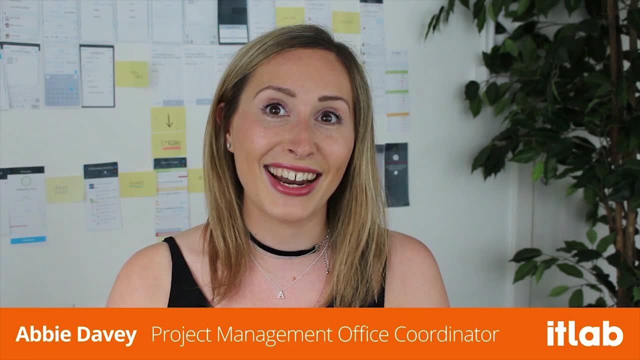 IT Lab Staff Progression Video 2