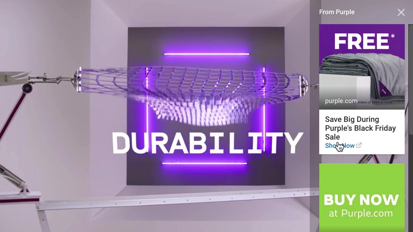 mattress-youtube-shoppable-example-vmg-studios