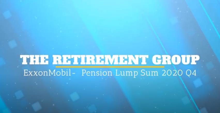ExxonMobil Pension Lump Sum 2020 Q4 - Wesley Boudreaux - 7_27_20