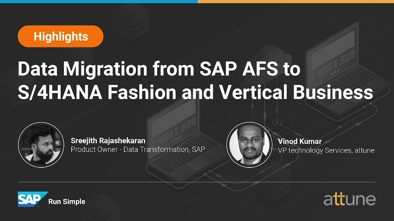 Snippet_01_Data Migration from SAP AFS to S_4HANA Fashion and Vertical Business_v1
